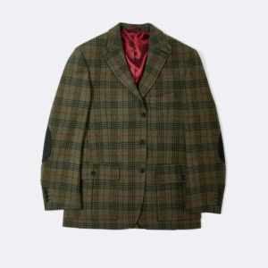 mens duke jacket in sage