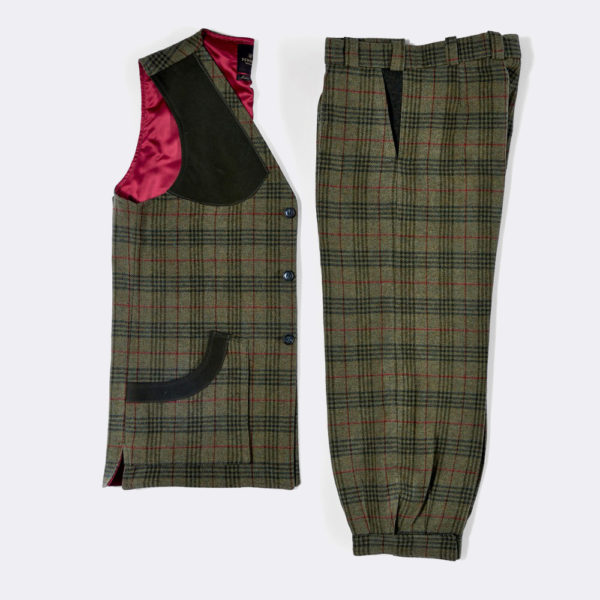 mens gilet and breeks
