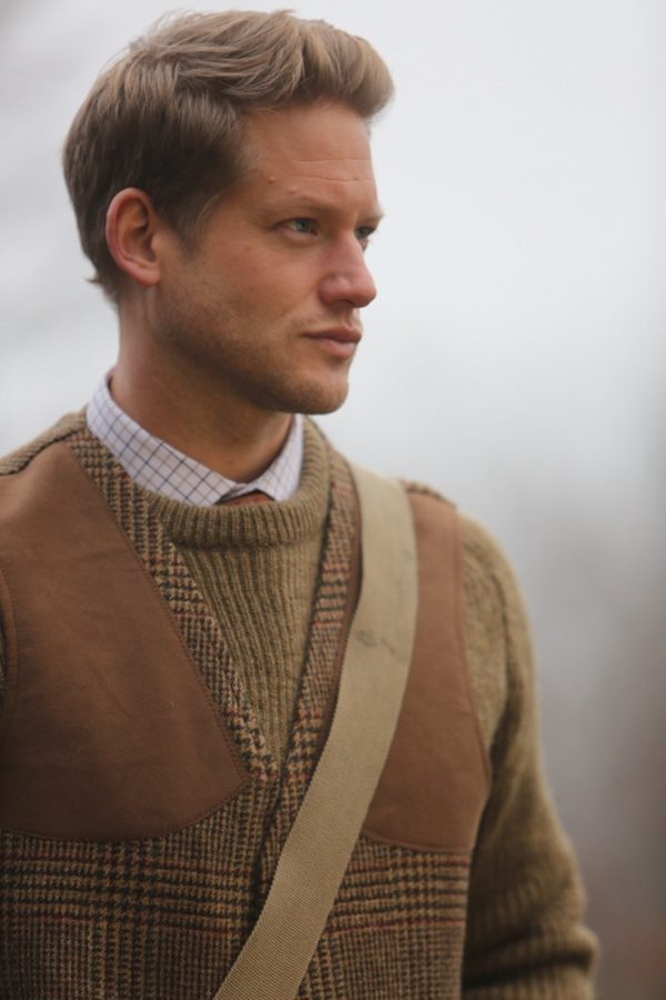 mens pheasant and grouse shooting clothing