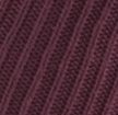 shooting sock colour combo in aubergine purple