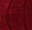 shooting sock colour combo cassis red