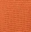 shooting sock design in spice orange