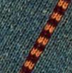 shooting sock colour combo in tweed lovat
