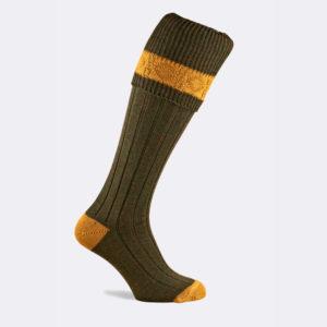 byron shooting sock in greenacre