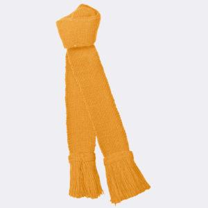 sunflower yellow garter for shooting socks
